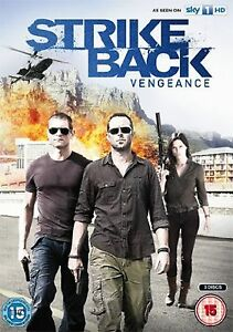 Strike-Back-Vengeance-Complete-Series-3-DVD-All-Episodes-Third-Season-UK-Rel-NEW