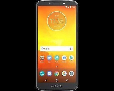 Andet mærke Motorola Moto E5 Dual Sim 16GB Grå