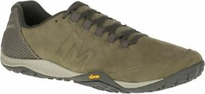 Details about MERRELL Parkway Emboss Lace J97165 Barefoot Sneakers Athletic Shoes Mens New