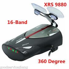NEW 16 Band High Performance Cop Radar Laser Detector Laser XRS-9880 Led