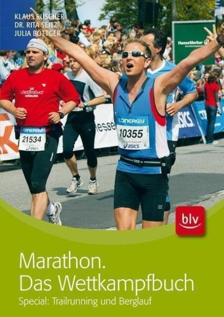 Marathon - Das Wettkampfbuch
