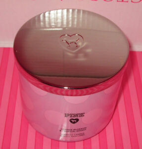 7818d589cd85c Details about Victorias Secret PINK LE 3 Wick Candle Orange Blossom &  Tropical Woods NWT
