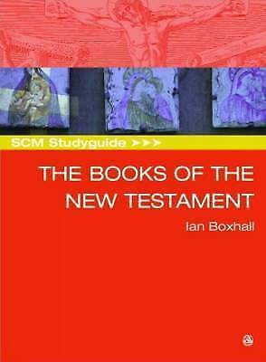 1 of 1 - The Books of the New Testament (SCM Study Guide), Very Good Condition Book, Boxa
