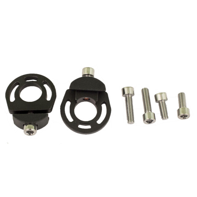 CURB DOG HU0411 Altair Track 14Mm Drop out Chain Tensioner Pair