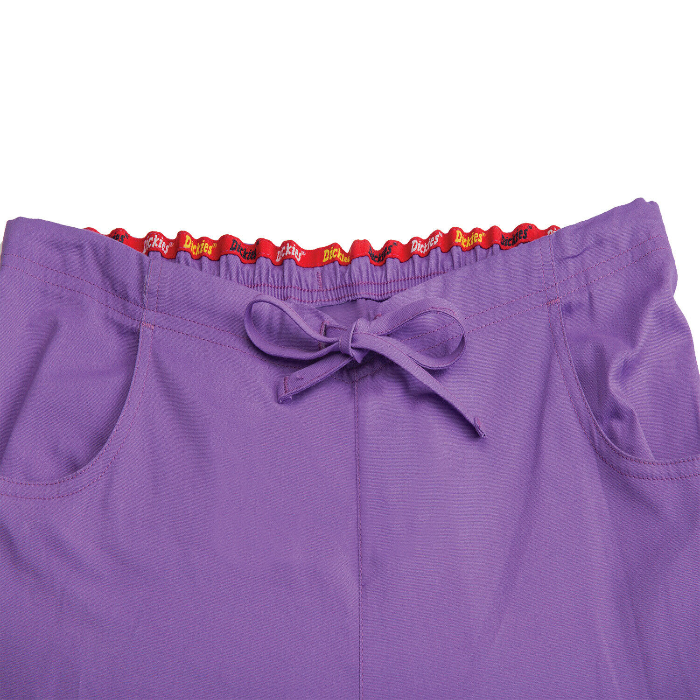Dickies Scrubs EDS SIGNATURE Women Mid Rise Drawstring Cargo Pant/_86206/_Regular