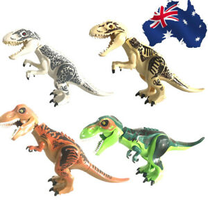 AU-Large-Indominus-Rex-World-Dinosaur-Figure-Blocks-Raptor-Toys-Set