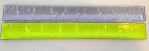 extralang-flexibel-Schnappband-Reflexband-Reflektor-Armband-Fahrrad-Jogger-Kind