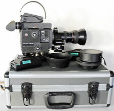 CAMERA PAILLARD BOLEX - H16 EL - 16 mm - Circa 1976' + 2 POWER PACK - N° 313146