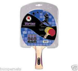 2ec876c16c6e New MK Vortex Ping Pong Paddle Table Tennis Racket Bat 43907257016 ...