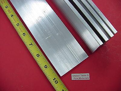 "2 Pieces 1//4/"" X 2-1//2/"" ALUMINUM 6061 T6511 FLAT BAR 36/"" long .250 New Mill Stock"