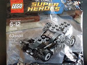 LEGO DC Comics Batman Movie. The Batmobile 30446 polybag Entièrement neuf sous emballage  </span>