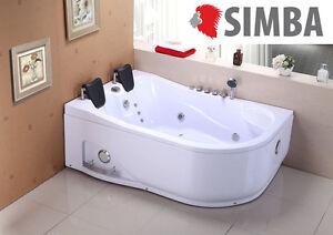 Vasca Da Bagno 120 120 : Whirlpool badewanne whirlwanne eckbadewanne indoor luxus