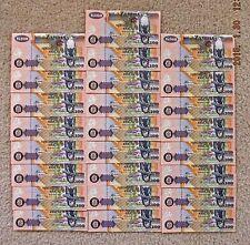 """Zambia """"Northern Rhodesia"""" (2006) 100-Kwacha {Q-BUNDLE} #25 Unc Banknotes: P38f"""