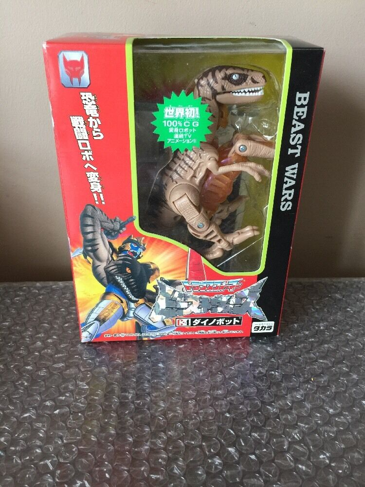 TRANSFORMERS BEAST WARS Dinobot Takara  JAPAN TOYS  R  US LIMITED EDITION