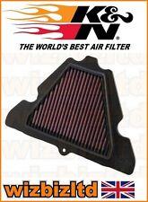 K&N Air Filter Kawasaki Z1000 2012-2014 KA1111