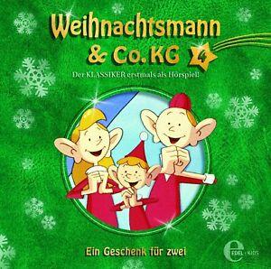 WEIHNACHTSMANN-amp-CO-KG-VOL-4-ORIGINAL-HORSPIEL-EIN-GESCHENK-FUR-ZWEI-CD-NEW