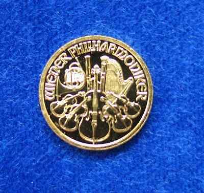 4 € Gold Österreich / Austria Philharmoniker / Philharmonics 2014 1/25 OZ