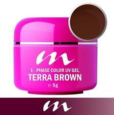 """m-Line  1-Phase UV-Gel Color  """"Terra Brown""""  5g"""