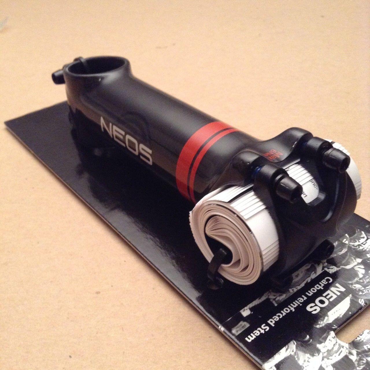Cinelli Neos Aluminio Cochebono Vástago Reforzado 31.8mm X 120mm