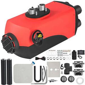 5KW-24V-Diesel-Calentador-de-aire-control-remoto-LCD-Monitor-para-Coche-Camion-Motor-Barco