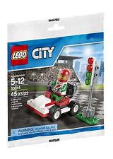 Lego City Go-Kart Racer Polybag 30314 New & Sealed 2015 Neuf & Scellé