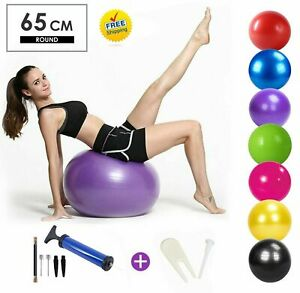 Stress-Relief-Ball-Fitness-Posture-Balance-Shaping-Exercise-Birthing-Spine-Gym