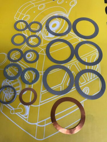 Milling Machine Part Acer Shim Kit Bestline Bridgeport Servo