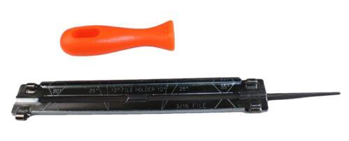 Feile Halter 0.5cm 4.8mm für .325 Kettensäge Kette