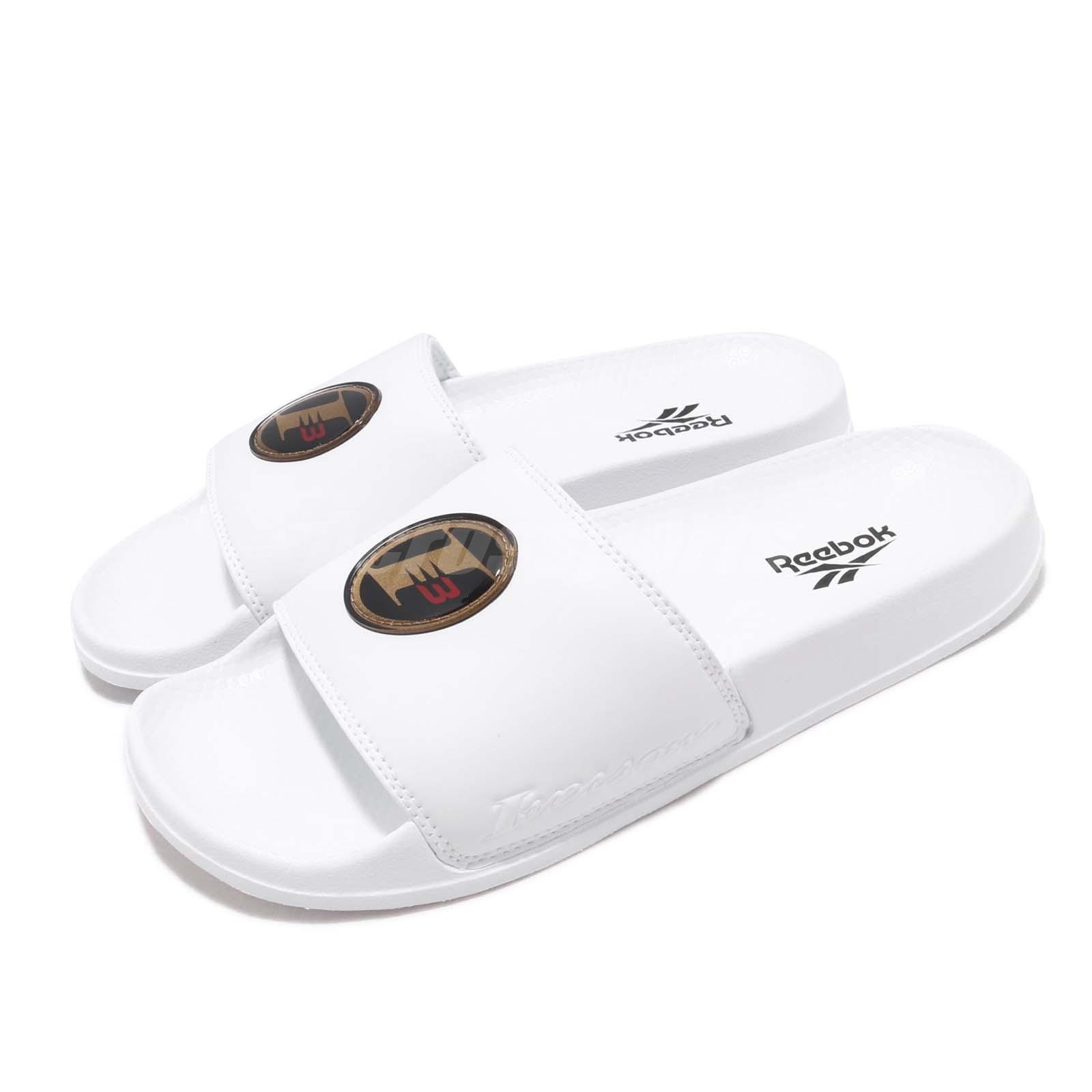 Reebok Classic Slide AI Allen Iverson I3 blanco Men Sports Sandals Slipper CN6739