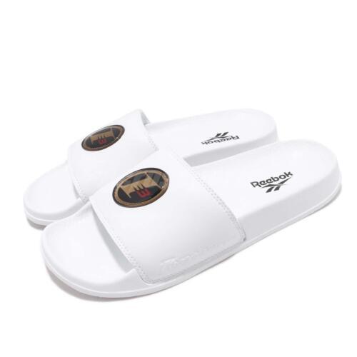 Reebok Classic Slide ai Allen Iverson I3 blanc hommes sports Sandales Slipper CN6739
