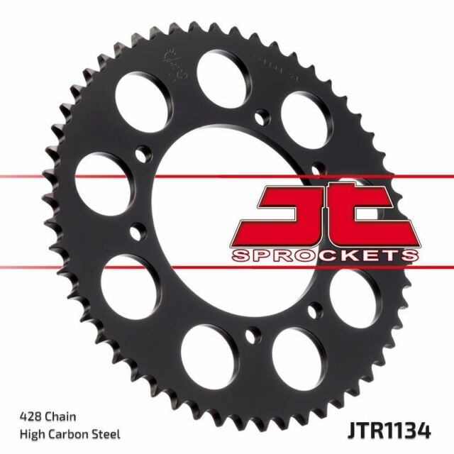Malaguti 125 X3M Motard 07-08 JT Rear Sprocket JTR1134 48 Teeth