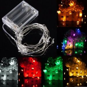 2M-20-LED-Battery-Powered-Snowman-String-Fairy-Light-For-Christmas-Party