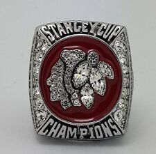 2013 Chicago Blackhawks Stanley Cup Championship ring Solid TOEWS High Quality