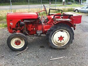 Traktor ALLGAIER AP17  Bj. 01/1953