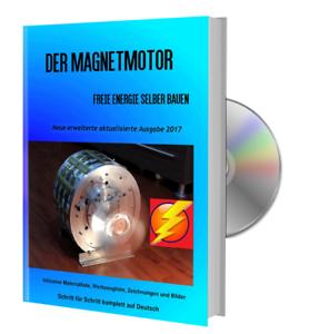 Magnetmotor-Freie-Energie-selber-bauen-Hardcover-Buch-Ausgabe-2017-2018