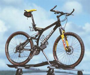 Mont Blanc Mb529 Un Barracuda Universal Roof Mounted Bike Rack Ebay