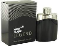 Mont Blanc Legend Men 3.3 3.4 Oz 100 Ml Eau De Toilette Spray Sealed on sale