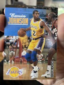 1993 SkyBox Magic Johnson Los Angeles Lakers #358 Basketball Card