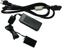 Panasonic Vsk0763 Ac Adaptor + Ac Cord Kit For Ag-hpx255, Hpx250 - Us Seller
