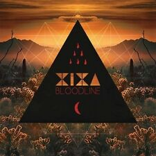 Bloodline - Xixa (2016, CD NEUF)