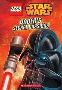 Lego-Star-Wars-Chapter-Book-2-Vader-039-s-Secret-Missions-by-Ace-Landers