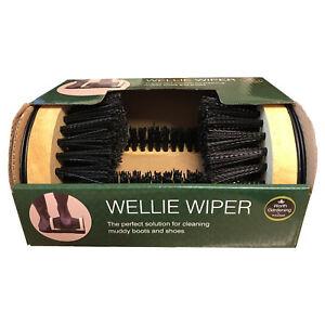 afficher Clean Boueux Chaussures Wellie bois Détails glace le titre essuie sur Wellies d'origine brosse Bottes Wellington Garland XiOukPZT