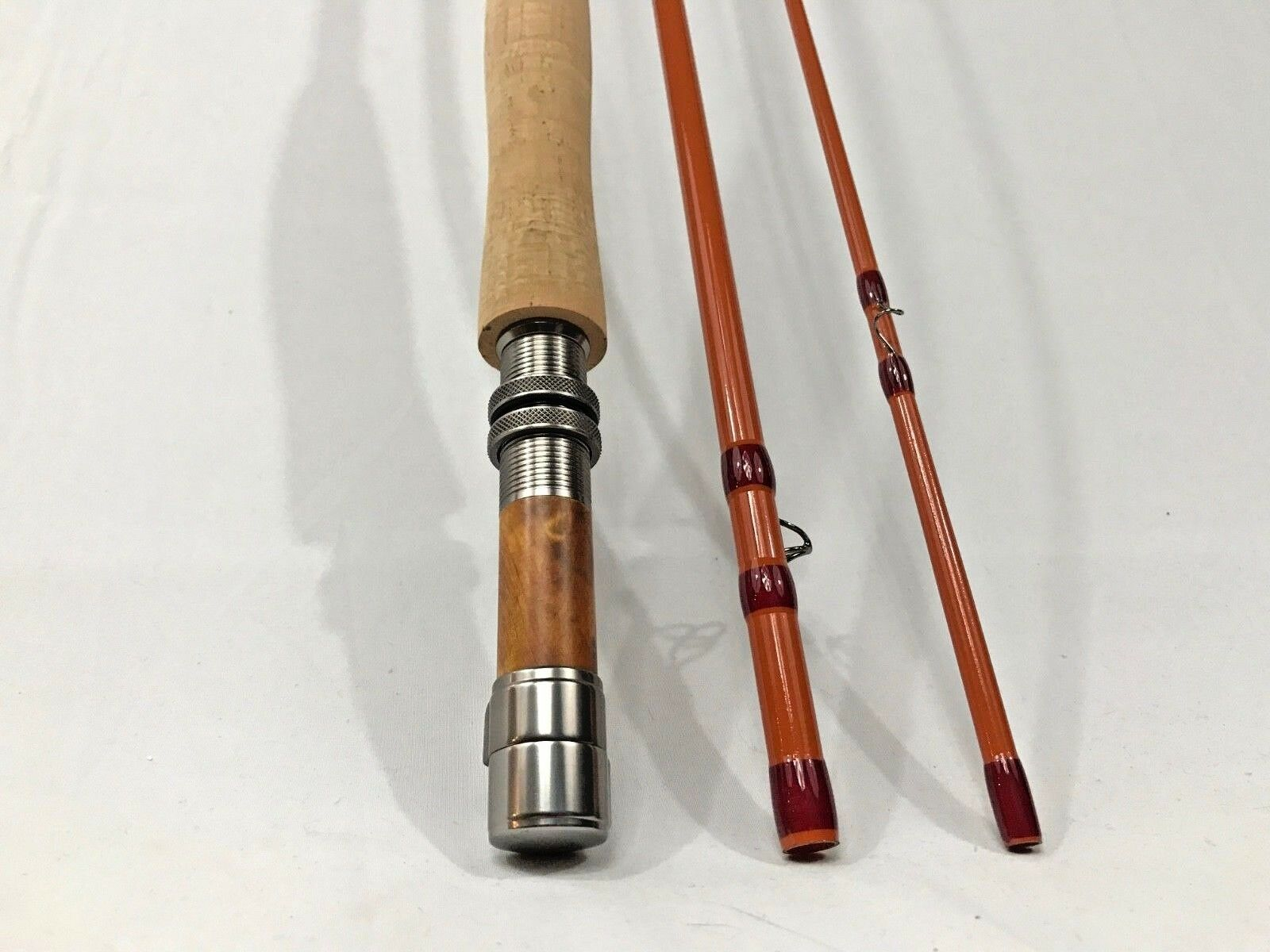 Fly Fishing Rod 3 Wt Glass - New -Trout Fisherman Gift USA Opening Day