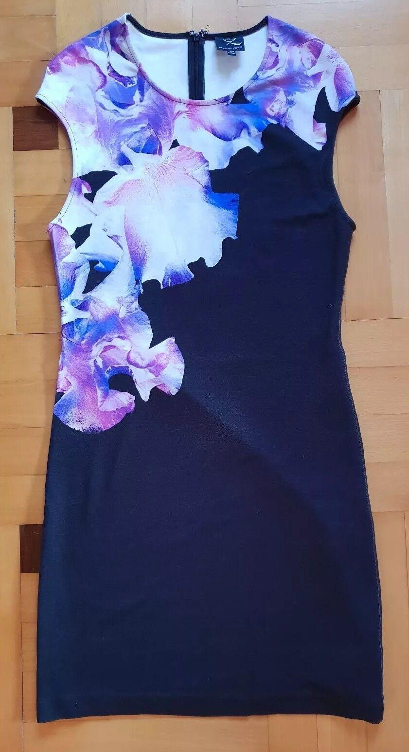 ALEXANDER MCQUEEN KLEID DRESS schwarz SHIFTDRESS NEU GR 38 - 40 M L