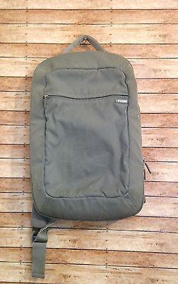 Incase Gray Laptop Backpack