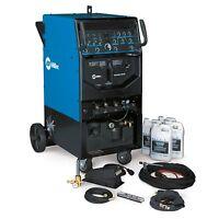Miller Syncrowave 250 Dx Tig/stick Runner Welder Complete (951117) on sale