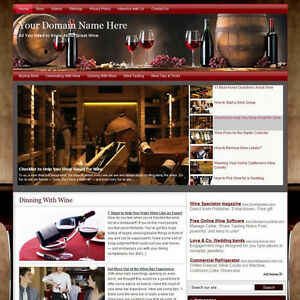 Professional-Top-Wine-Lover-Store-Business-Website-For-Sale-Make-Money-At-Home