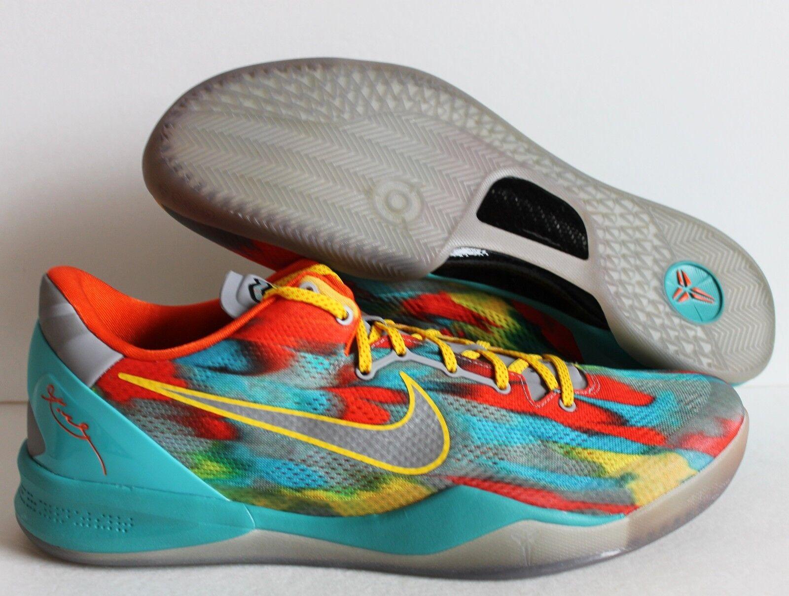 Nike Kobe Stadium 8 System Venice Beach Stadium Kobe Gris / Plata reduccion de precio el modelo mas vendido de la marca b7dc7d