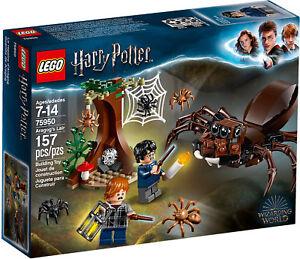 LEGO-Harry-Potter-75950-Il-Covo-Di-Aragog-NUOVO