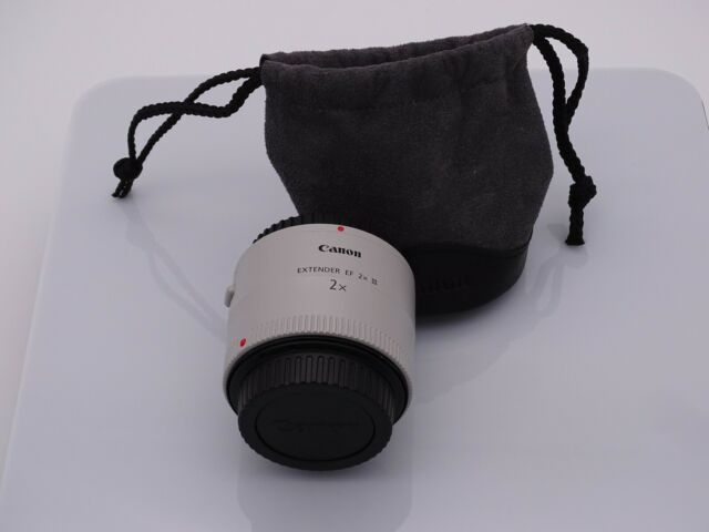 Canon Extender EF 2,0 x III Konverter - gebraucht